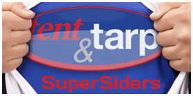 Tent & Tarp SuperSlider the ultimate Curtain Slider